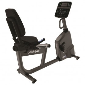 Life Fitness RS1 Track Connect Liege-Ergometer