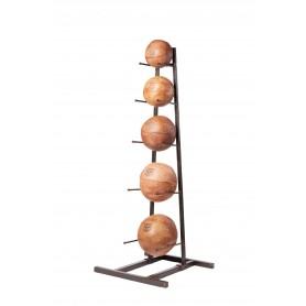 Artzt Vintage Series Medicine Ball Stand pour 5 Medicine Balls