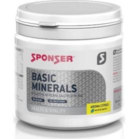 Sponser Basic Minerals 400g can