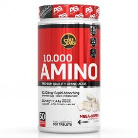All Stars Amino 10'000 tin with 300 tablets