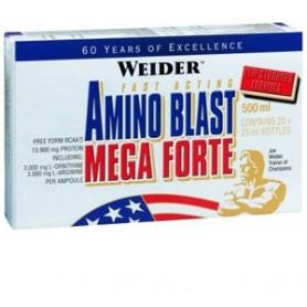 Weider Amino Blast Mega Forte 20 x 25ml