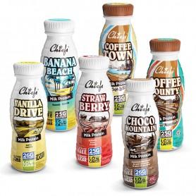 Chiefs Protein Milk 8 x 330ml