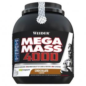 Weider Mega Mass 4000 3kg Can