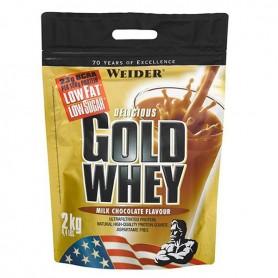 Weider Gold Whey Protein 2kg Bag
