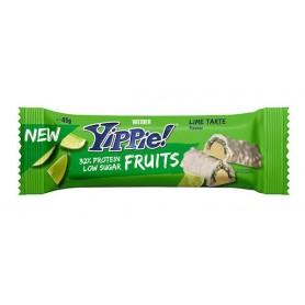 Weider Yippie Bar Fruits 12 x 45g