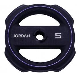 Jordan Hantelscheiben Ignite Pump X gummiert schwarz 31mm (JTSPR3)