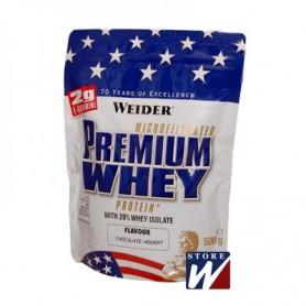 Weider Premium Whey Protein 500g Bag
