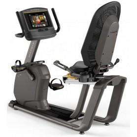 Vélo couché Matrix Fitness R50XER (modèle 2021)