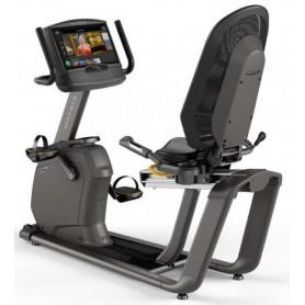 Vélo couché Matrix Fitness R50XIR (modèle 2021)
