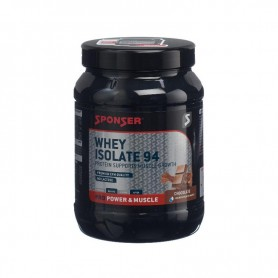 Sponser Whey Isolate 94 in 850g Dose