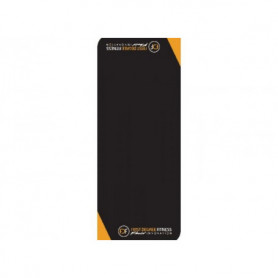 Tapis de sol First Degree 225 x 90cm, noir/orange