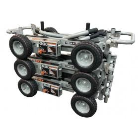 Torque Fitness Option to Tank Training System MX - Kit d'empilage de poids et de corne de brume