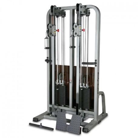Body Solid Club Line - Doppelzugstation (SDC-2000G/1)