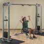 Body Solid Club Line - Cross Over-Station (SCC-1200G/1)