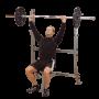 Body Solid Pro Club Line Schulterdrückerbank (SPB368G)