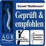TOGU Dynair Ballkissen XL 36cm blau