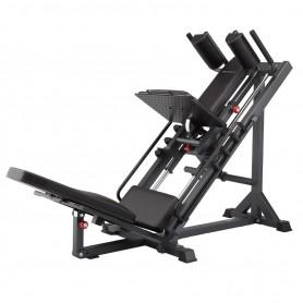 Combo de squattage BodyCraft Leg Press Hack F660