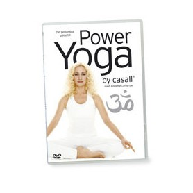 DVD von Casall - Power Yoga, Level 1 (07-200)