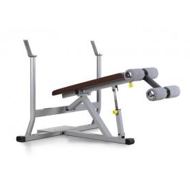 Teca Decline Weight Bench (FP430C)
