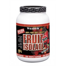 Weider Fruit Isolate 908g Dose