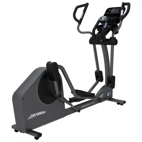 Life Fitness E3 Track Connect Crosstrainer