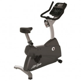 Life Fitness C1 Track Connect Ergometer