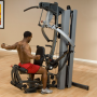 Body Solid Multistation Fusion F600/2 Personal Trainer