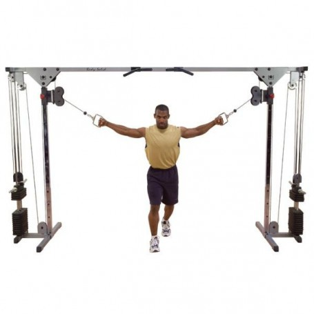 Body Solid Cross Over-Station (GCCO150S)