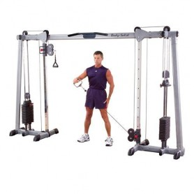 Body Solid Cross Over Deluxe (GDCC250)