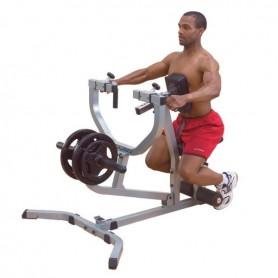 Machine à ramer à corps solide en position assise (GSRM40)