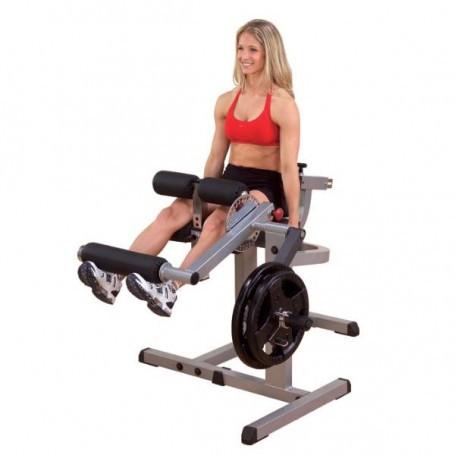 Body Solid Beinstrecker/-beugemaschine (sitzend) (GCEC340)