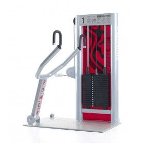 Teca Switching Chest Press (PSW01)