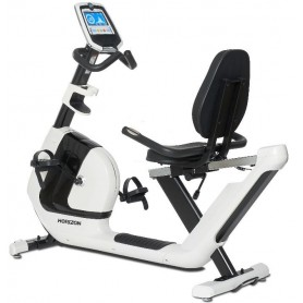 Horizon Fitness Comfort R8.0 recumbent ergometer