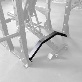 Body Solid Bankzugang-Strebe zu Power Rack SPR500 (SPRBCB)