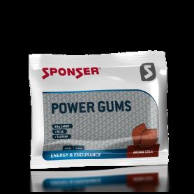 Sponser Power Gums 20 x 75g Beutel