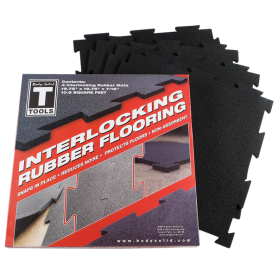 Tapis de protection de sol verrouillables (RFBST4PB)