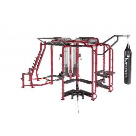 Hoist Fitness Motion Cage Package 4 (MC-7004)