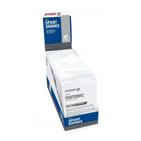 Sponser Isotonic 20 x 60g Einzelbeutel