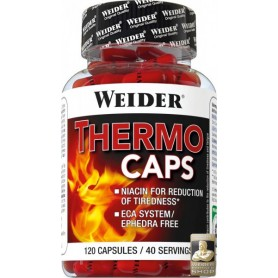 Weider Thermo Caps 120 tablets