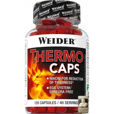 Weider Thermo Caps 120 Tabletten