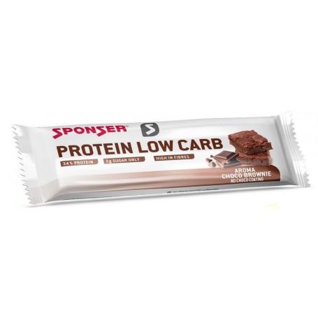 Sponser Power Protein Low Carb Riegel 25 x 50g