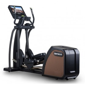 SportsArt E876 SENZA™ ECO-NATURAL™ Crosstrainer