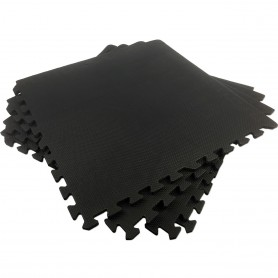 Tunturi Bodenschutzmatten 4er-Set