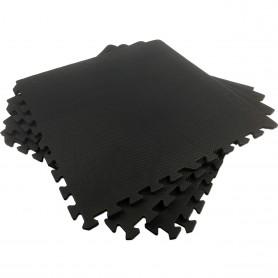 Tunturi floor protection mats set of 4