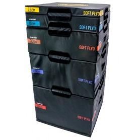Boxe pliométrique de Jordanie (JLSPB2)