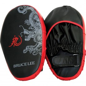 Bruce Lee Coaching Trainer Pads Deluxe (14BLSBO032)