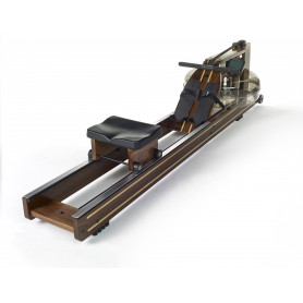 Waterrower, walnut lacquered with maple insert Limited Edition