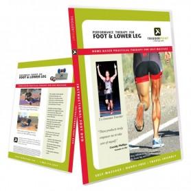 DVD sur les points de déclenchement - Thérapie du pied et du bas de la jambe