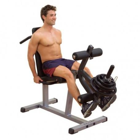 Body Solid Beinstrecker (sitzend) /-beuger (liegend) (GLCE365)