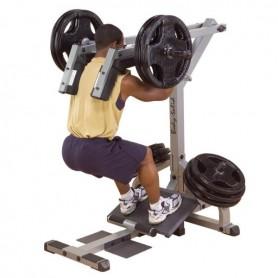Body Solid Leverage Squat/Calf Raise Maschine (GSCL360)